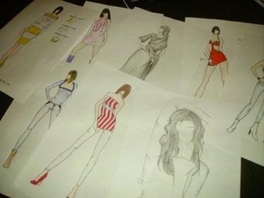 Il successo di uno stilista