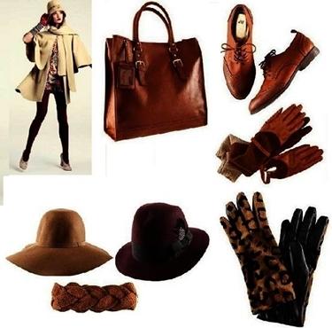 Gli accessori nella moda