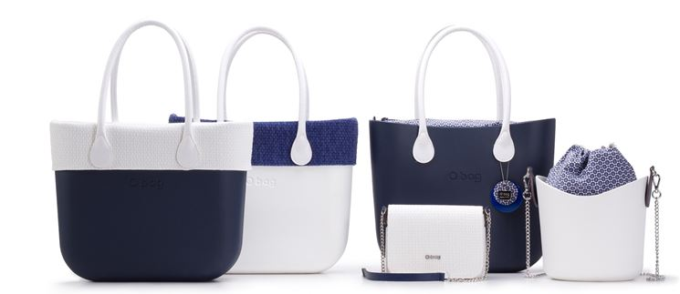 Borse O Bag tonalità del blu