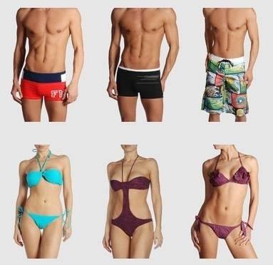 Acquista online i bikini e i costumi da bagno donna, uomo e bambino. Nello shop online Pin-Up tanti modelli di bikini per rendere unica la tua estate al mare.
