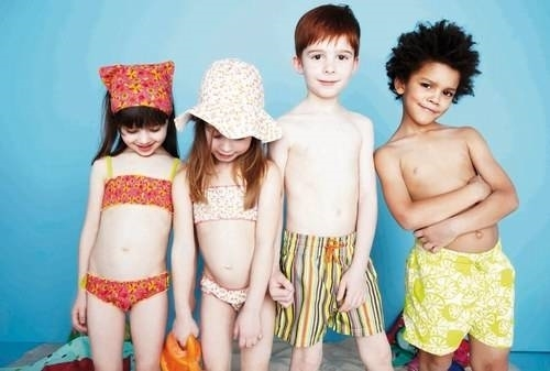 Costumi da bagno per bambini moda bambini - Costumi da bagno bambino ...
