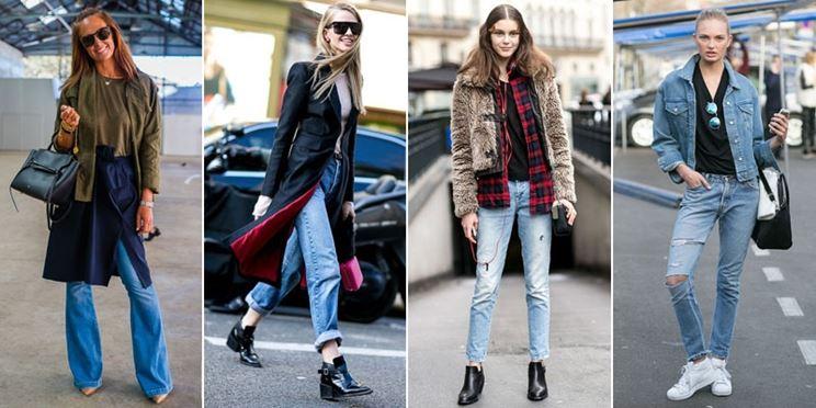 Blue jeans donna