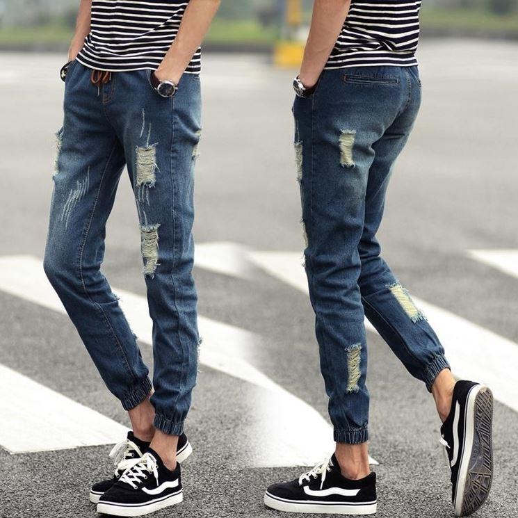 Jeans modello skinny