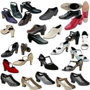 Diverse tipologie di scarpe