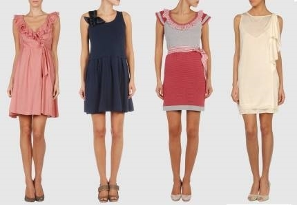 Modelli abiti donna