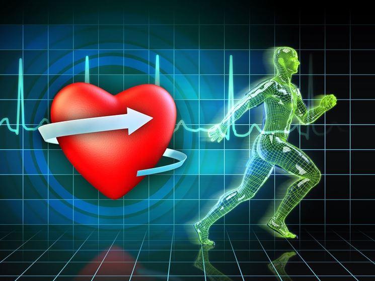 Mantenere il cuore in forma