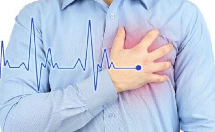 Attacco di tachicardia