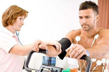 Elettrocardiogramma sotto sforzo
