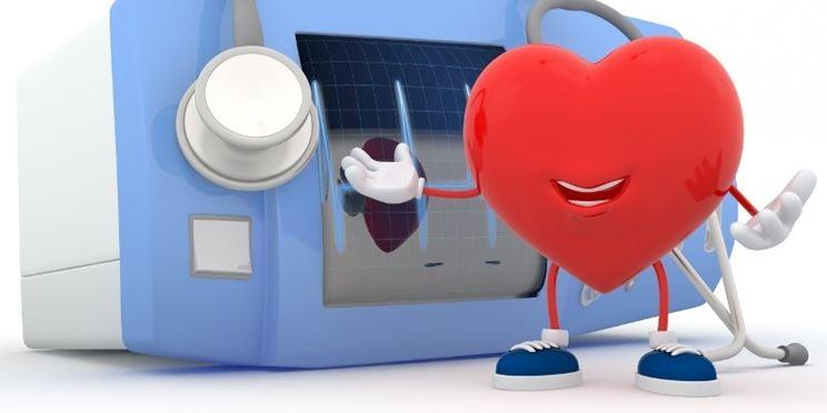 Controllo del ritmo cardiaco