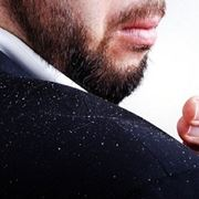 Forfora continuativa da dermatite seborroica