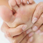 Crampo al piede