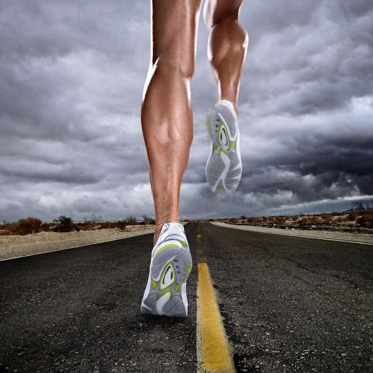 Scarpa running