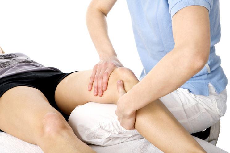 Esercizi ginocchio