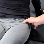 inguine maschile