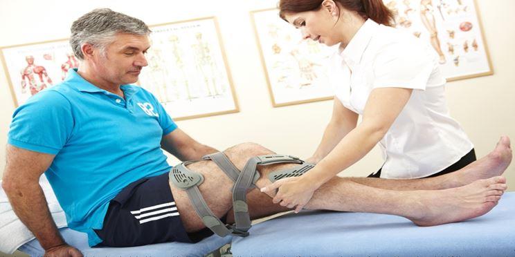 Visita infiammazione tendine rotuleo