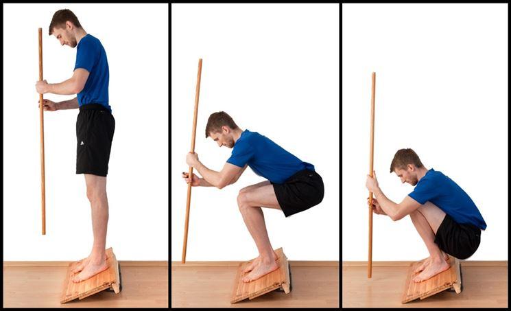 Riabilitazione tendinite al ginocchio