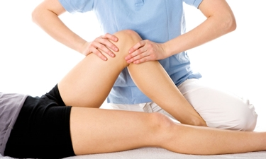 cura problemi al ginocchio
