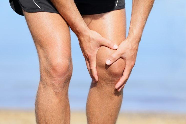 La rotula strabica porta dolori acuti