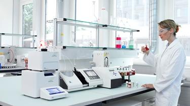 Laboratorio di analisi cliniche