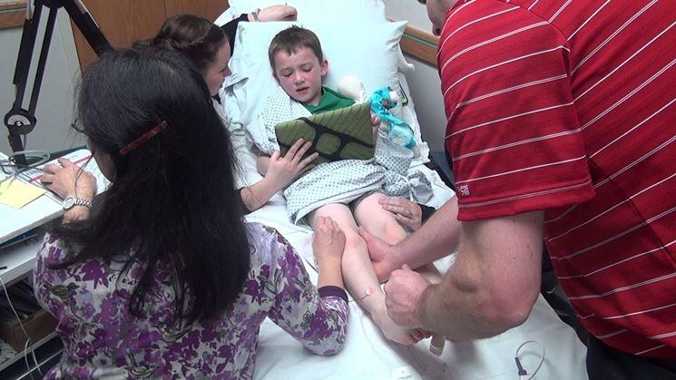 Esame emg in età pediatrica