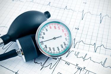 Lo sfigmomanometro misura la pressione