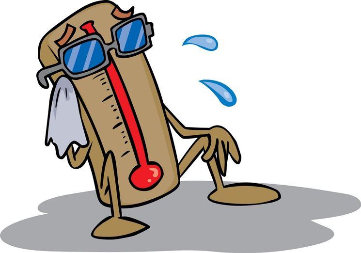 Il caldo provoca ipotensione