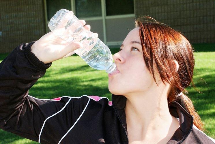 Eccessivo consumo di acqua