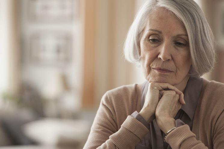 Carenza di sodio negli anziani