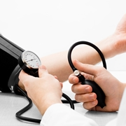 Misurazione pressione sanguigna