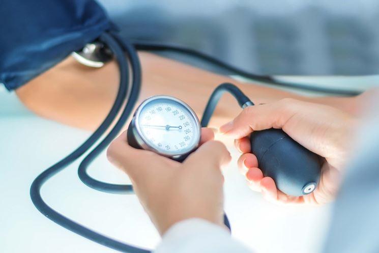 Misura della pressione sanguigna