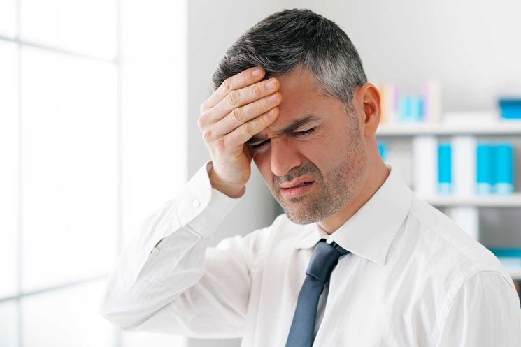 Mal di testa da pressione bassa