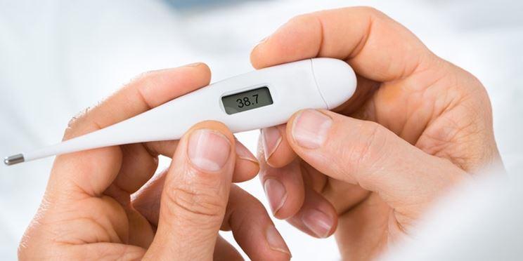 Il paracetamolo per combattere la febbre