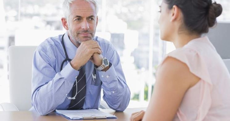 Consultazione medico
