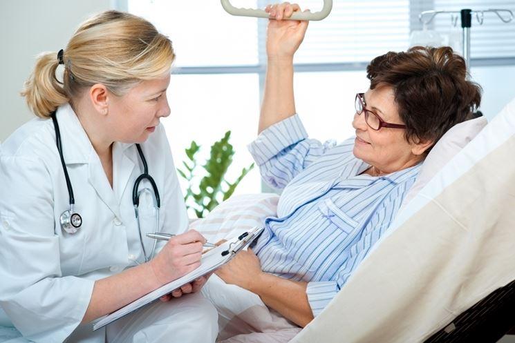 Intervento frattura femore anziano