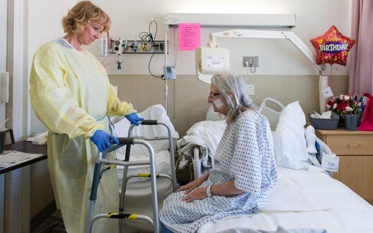 Riabilitazione nei soggetti anziani