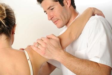 trattamento spalla lussata