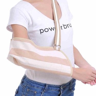 Tutore per immobilizzare la spalla