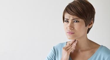 Infiammazione delle tonsille