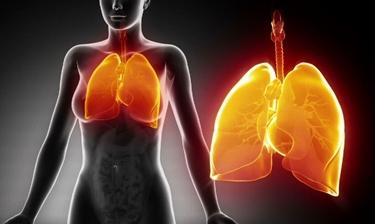 infiammazione polmoni