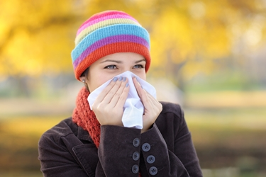 Alterazioni nasali da rinite