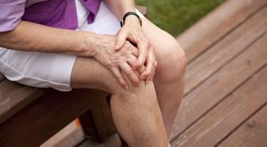 Dolore all'articolazione del ginocchio
