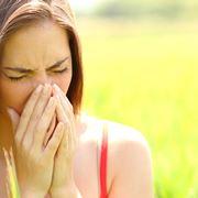 Starnuti sintomo allergia
