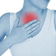 Bruciore causato da bronchite cronica