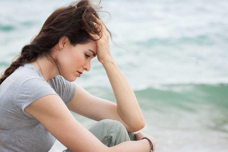 Donna fibromialgia