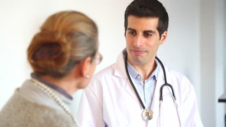 Contattate medico