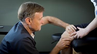 Trattamento d'elezione: la fisioterapia