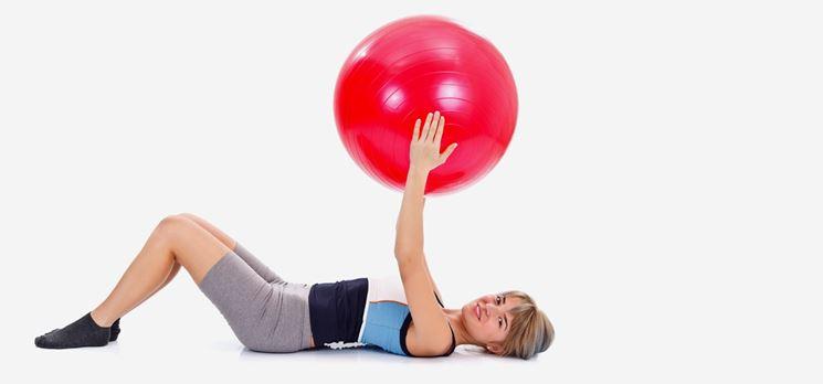 Esercizi riabilitativi