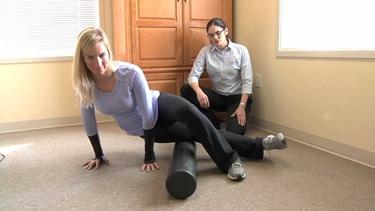 Rieducazione del ginocchio