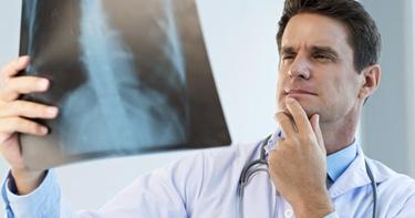 controllo radiografia