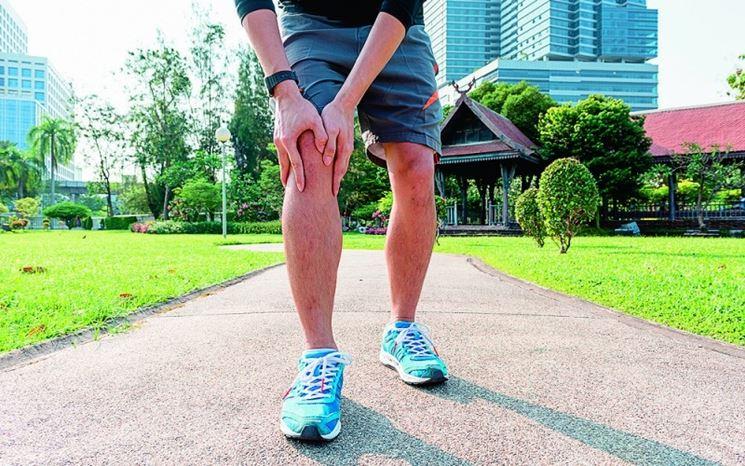 Osteocondrosi durante lo sport